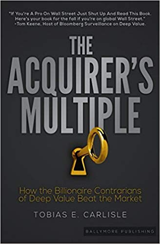 JC Project Freedom Things I learn Acquirer's Multiple